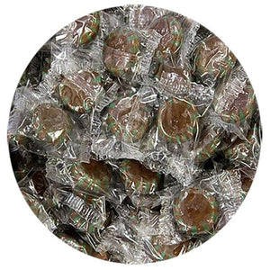 All City Candy Chocolate Starlight Mints Hard Candy - 3 LB Bulk Bag Bulk Wrapped Sunrise Confections For fresh candy and great service, visit www.allcitycandy.com
