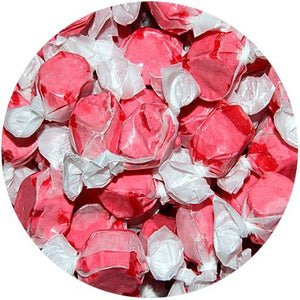 All City Candy Cinnamon Salt Water Taffy - 3 LB Bulk Bag Bulk Wrapped Sweet Candy Company For fresh candy and great service, visit www.allcitycandy.com
