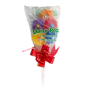 All City Candy Daisy Pops Candy Lollipops 1.76 oz. Lollipops & Suckers Albert's Candy 1 Lollipop For fresh candy and great service, visit www.allcitycandy.com
