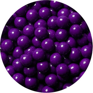 All City Candy Dark Purple Sixlets Chocolate Candies - 2 LB Bulk Bag Bulk Unwrapped SweetWorks Default Title For fresh candy and great service, visit www.allcitycandy.com