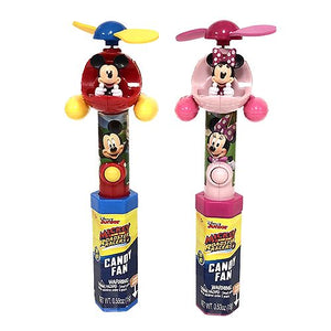 All City Candy Disney Junior Mickey and the Roadster Racers Fan Candy Toy Novelty Candyrific 1 Piece For fresh candy and great service, visit www.allcitycandy.com