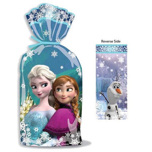 All City Candy Disney's Frozen Cello Treat Bags - Package of 16 Candy Buffet Supplies Fun Express Default Title For fresh candy and great service, visit www.allcitycandy.com