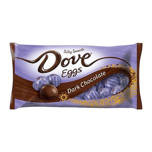 All City Candy Dove Dark Chocolate Eggs - 8.87-oz. Bag Easter Mars Chocolate For fresh candy and great service, visit www.allcitycandy.com