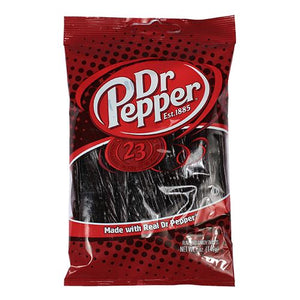 All City Candy Dr. Pepper Licorice Twists Licorice Kenny's Candy Company 5-oz. Bag For fresh candy and great service, visit www.allcitycandy.com