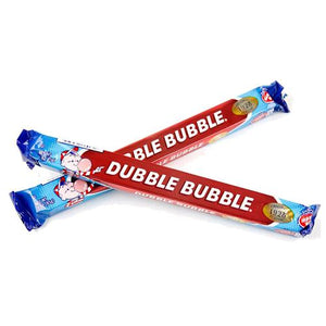 All City Candy Dubble Bubble Bubble Gum 3-oz. Big Bar Gum/Bubble Gum Concord Confections (Tootsie) 1 Bar For fresh candy and great service, visit www.allcitycandy.com