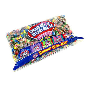 All City Candy Dubble Bubble Bubble Gum Mix - 38.5-oz. Bag Gum/Bubble Gum Concord Confections (Tootsie) Default Title For fresh candy and great service, visit www.allcitycandy.com
