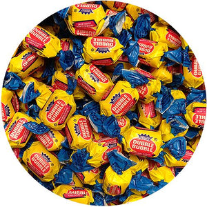 All City Candy Dubble Bubble Original Gum Twist Bubble Gum - 3 LB Bulk Bag Bulk Wrapped Concord Confections (Tootsie) Default Title For fresh candy and great service, visit www.allcitycandy.com
