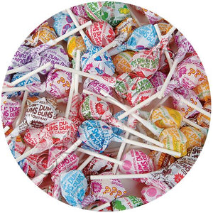 All City Candy Dum Dums Original Pops - 3 LB Bulk Bag Bulk Wrapped Spangler Default Title For fresh candy and great service, visit www.allcitycandy.com