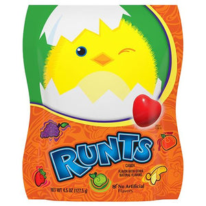 All City Candy Easter Runts Candy - 4.5-oz. Bag Easter Nestle For fresh candy and great service, visit www.allcitycandy.com
