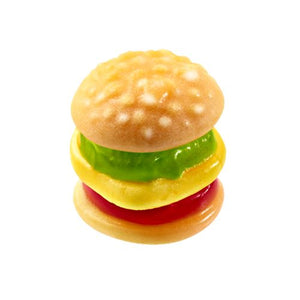 All City Candy efrutti Gummi Mini Burger - Case of 60 Gummi efrutti For fresh candy and great service, visit www.allcitycandy.com