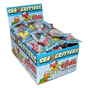 All City Candy efrutti Gummi Sea Critters - 60 Piece Case efrutti Default Title For fresh candy and great service, visit www.allcitycandy.com
