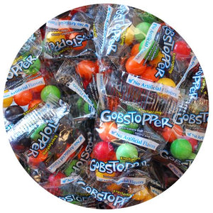 All City Candy Everlasting Gobstopper Jawbreakers - 3 LB Bulk Bag Bulk Wrapped Nestle For fresh candy and great service, visit www.allcitycandy.com