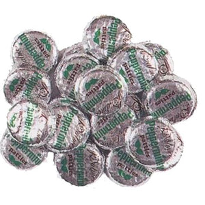 All City Candy Foil Wrapped Peppermint Patties - 3 LB Bulk Bag Bulk Wrapped R.M. Palmer Company Default Title For fresh candy and great service, visit www.allcitycandy.com