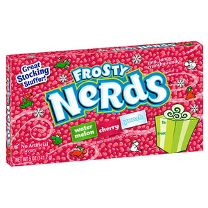 All City Candy Frosty Nerds Crunchy Candy - 5-oz. Theater Box Christmas Nestle For fresh candy and great service, visit www.allcitycandy.com