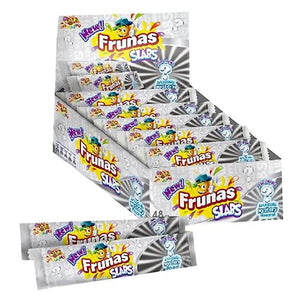 All City Candy Frunas Slabs Mystery Flavored Chewy Candy - Case of 48 Chewy Albert's Candy For fresh candy and great service, visit www.allcitycandy.com