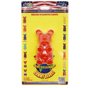 All City Candy Giant Orange Gummy Bear Gummi Giant Gummy Bears For fresh candy and great service, visit www.allcitycandy.com