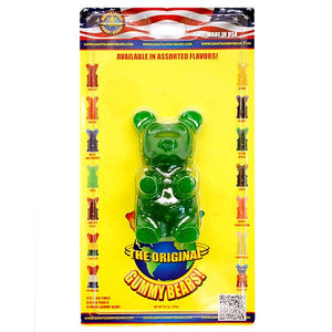All City Candy Giant Sour Apple Gummy Bear Gummi Giant Gummy Bears For fresh candy and great service, visit www.allcitycandy.com
