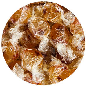All City Candy Ginger Cuts Hard Candy - 3 LB Bulk Bag Bulk Wrapped Primrose Candy Default Title For fresh candy and great service, visit www.allcitycandy.com