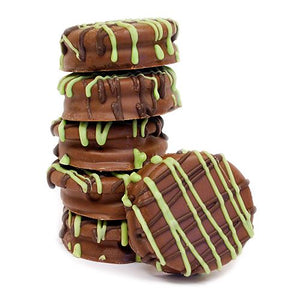 All City Candy Gourmet Milk Chocolate Covered Mint Creme Oreo Cookies Pretzalicious All City Candy For fresh candy and great service, visit www.allcitycandy.com