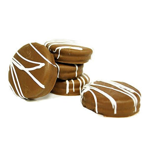 All City Candy Gourmet Milk Chocolate Covered Oreo Cookies 3-Pack Pretzalicious All City Candy For fresh candy and great service, visit www.allcitycandy.com