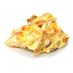 All City Candy Gourmet White Chocolate Candy Corn Pretzel Bark Pretzalicious All City Candy For fresh candy and great service, visit www.allcitycandy.com