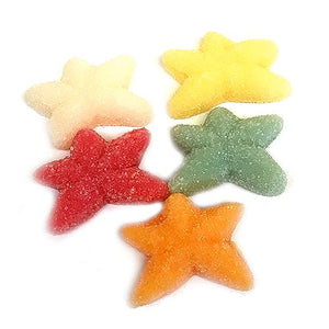 All City Candy Gustaf's Gummi Tropical Starfish - 2.2 LB Bulk Bag Bulk Unwrapped Gerrit J. Verburg Candy For fresh candy and great service, visit www.allcitycandy.com