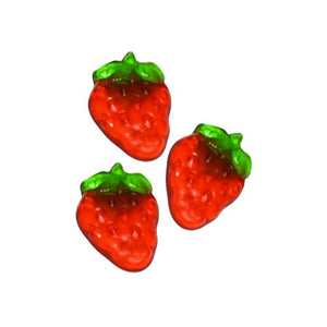 All City Candy Haribo Strawberries Gummi Candy - 5 LB Bulk Bag Gummi Haribo Candy For fresh candy and great service, visit www.allcitycandy.com