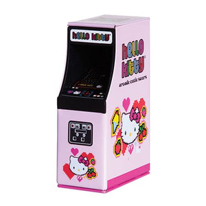 All City Candy Hello Kitty Arcade Cutie Sours Candy - .6-oz. Tin Novelty Boston America 1 Tin For fresh candy and great service, visit www.allcitycandy.com