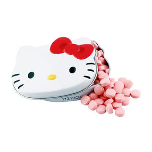 All City Candy Hello Kitty Sours Candy - .6-oz. Tin Novelty Boston America Default Title For fresh candy and great service, visit www.allcitycandy.com