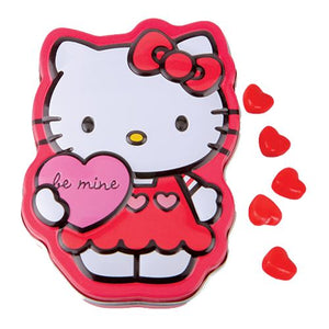 All City Candy Hello Kitty Sweet Hearts Candy - 1 oz. Tin Novelty Boston America Default Title For fresh candy and great service, visit www.allcitycandy.com