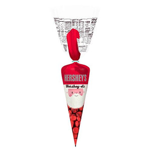 All City Candy Hershey's Hershey-ets Santa Bag 2.7 oz. Christmas Hershey's For fresh candy and great service, visit www.allcitycandy.com