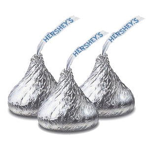 All City Candy Hershey's Kisses Milk Chocolate - 4.25 LB Bulk Bag Bulk Wrapped Hershey's Default Title For fresh candy and great service, visit www.allcitycandy.com