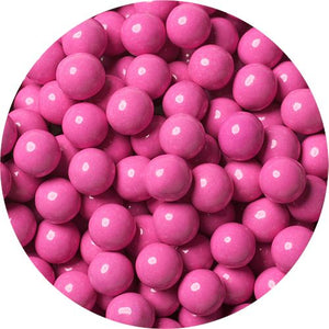 All City Candy Hot Pink Sixlets Chocolate Candies - 2 LB Bulk Bag Bulk Unwrapped SweetWorks Default Title For fresh candy and great service, visit www.allcitycandy.com