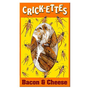 All City Candy Hotlix Bacon & Cheese Crick-ettes Snax - 1-gram Box Novelty Hotlix For fresh candy and great service, visit www.allcitycandy.com
