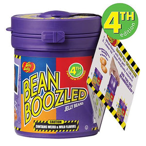 All City Candy Jelly Belly BeanBoozled Jelly Beans 3.5-oz. Mystery Bean Dispenser Novelty Jelly Belly For fresh candy and great service, visit www.allcitycandy.com