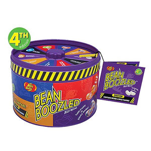 All City Candy Jelly Belly BeanBoozled Jelly Beans Spinner Tin Novelty Jelly Belly For fresh candy and great service, visit www.allcitycandy.com