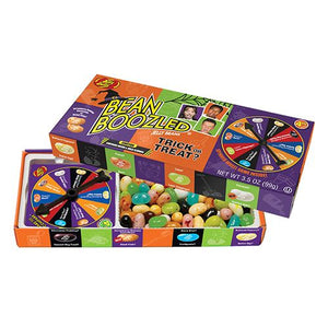All City Candy Jelly Belly BeanBoozled Jelly Beans Trick or Treat Edition Spinner Game - 3.5-oz. Gift Box Halloween Jelly Belly For fresh candy and great service, visit www.allcitycandy.com