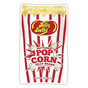 All City Candy Jelly Belly Buttered Popcorn Jelly Beans -1-oz. Bag Jelly Beans Jelly Belly 1 Bag For fresh candy and great service, visit www.allcitycandy.com