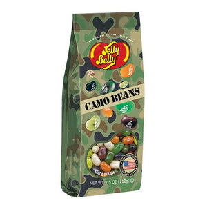 All City Candy Jelly Belly Camo Beans Jelly Beans Jelly Beans Jelly Belly 7.5-oz. Gift Bag For fresh candy and great service, visit www.allcitycandy.com