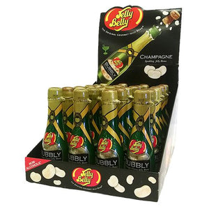 All City Candy Jelly Belly Champagne Jelly Beans - 1.5-oz. Bottle Jelly Beans Jelly Belly Case of 24 1.5-oz. Bottles For fresh candy and great service, visit www.allcitycandy.com