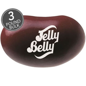 All City Candy Jelly Belly Chocolate Pudding Jelly Beans Bulk Bags Bulk Unwrapped Jelly Belly 3 LB For fresh candy and great service, visit www.allcitycandy.com