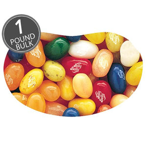 All City Candy Jelly Belly Fruit Bowl Mix Jelly Beans Bulk Bags Bulk Unwrapped Jelly Belly 1 LB For fresh candy and great service, visit www.allcitycandy.com