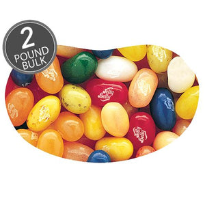 All City Candy Jelly Belly Fruit Bowl Mix Jelly Beans Bulk Bags Bulk Unwrapped Jelly Belly 2 LB For fresh candy and great service, visit www.allcitycandy.com