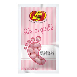 All City Candy Jelly Belly It's A Girl Jelly Beans - 1-oz. Bag Jelly Beans Jelly Belly Case of 24 For fresh candy and great service, visit www.allcitycandy.com