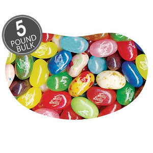 All City Candy Jelly Belly Kids Mix Jelly Beans Bulk Bags Bulk Unwrapped Jelly Belly 5 LB For fresh candy and great service, visit www.allcitycandy.com