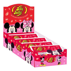 All City Candy Jelly Belly Mickey Mouse Jelly Beans - 1-oz. Bag Jelly Beans Jelly Belly Case of 24 For fresh candy and great service, visit www.allcitycandy.com