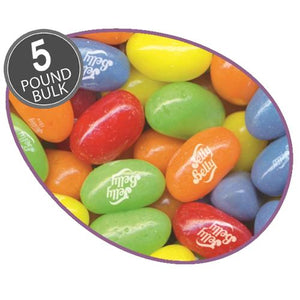 All City Candy Jelly Belly Sour Mix Jelly Beans Bulk Bags Bulk Unwrapped Jelly Belly 5 LB For fresh candy and great service, visit www.allcitycandy.com