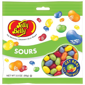 All City Candy Jelly Belly Sours Jelly Beans Jelly Beans Jelly Belly 3.5-oz. Bag For fresh candy and great service, visit www.allcitycandy.com