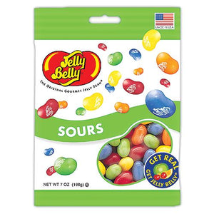 All City Candy Jelly Belly Sours Jelly Beans Jelly Beans Jelly Belly 7-oz. Bag For fresh candy and great service, visit www.allcitycandy.com