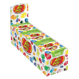 All City Candy Jelly Belly Sours Jelly Beans Jelly Beans Jelly Belly Case of 12 1.6-oz. Boxes For fresh candy and great service, visit www.allcitycandy.com